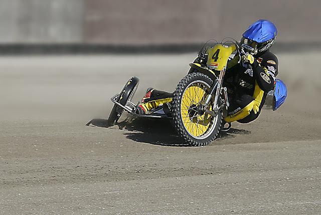 Sideways Sidecar