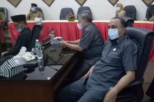 Rapat Paripurna DPRD Kota Padang, Pemko Ajukan Tiga Ranperda Inisiatif