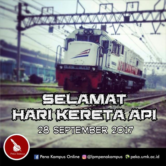 Perjalanan Perkeretaapian Indonesia