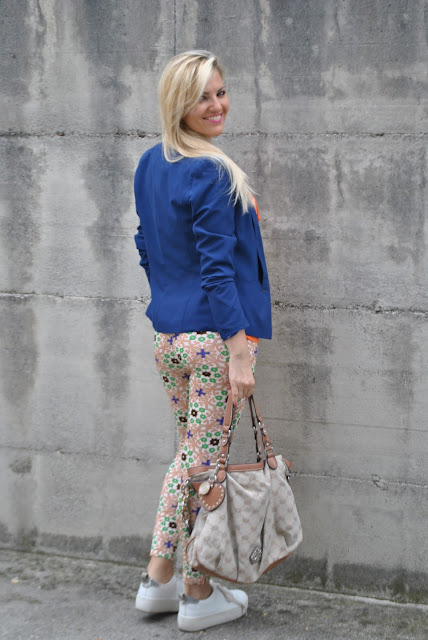 come abbinare il blazer blu abbinamenti blazer blu outfit blazer blu outfit blu come abbinare il blu abbinamenti blazer blu how to wear blue how to wear blazer blue blazer outfit outfit estivi outfit luglio 2015 mariafelicia magno fashion blogger fashion bloggers italy july outfits summer outfits influencer italiane italian influencer