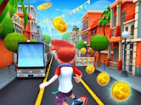 Download Bus Rush City MOD Apk v1.0.16 Free Unlimited Money Terbaru 2017