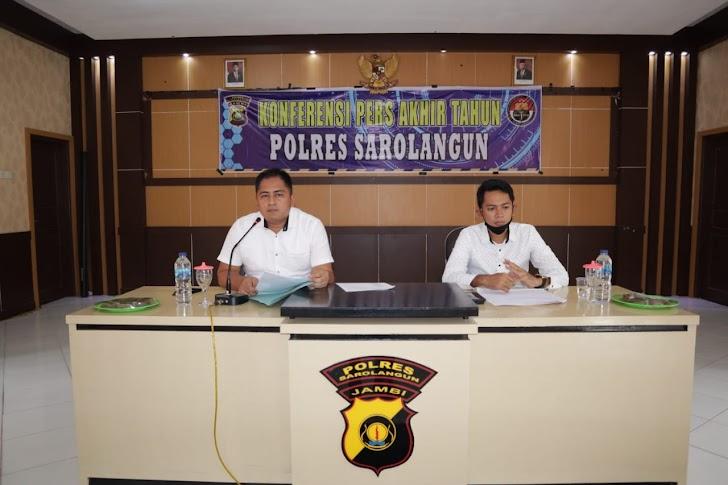 Januari 2021, Polres Sarolangun akan Ungkap Kasus Dugaan Korupsi Diatas Rp 1 M