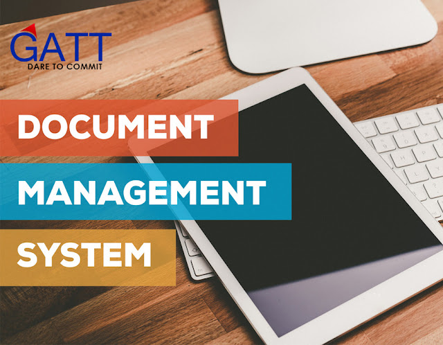 Web-Based Document Management System