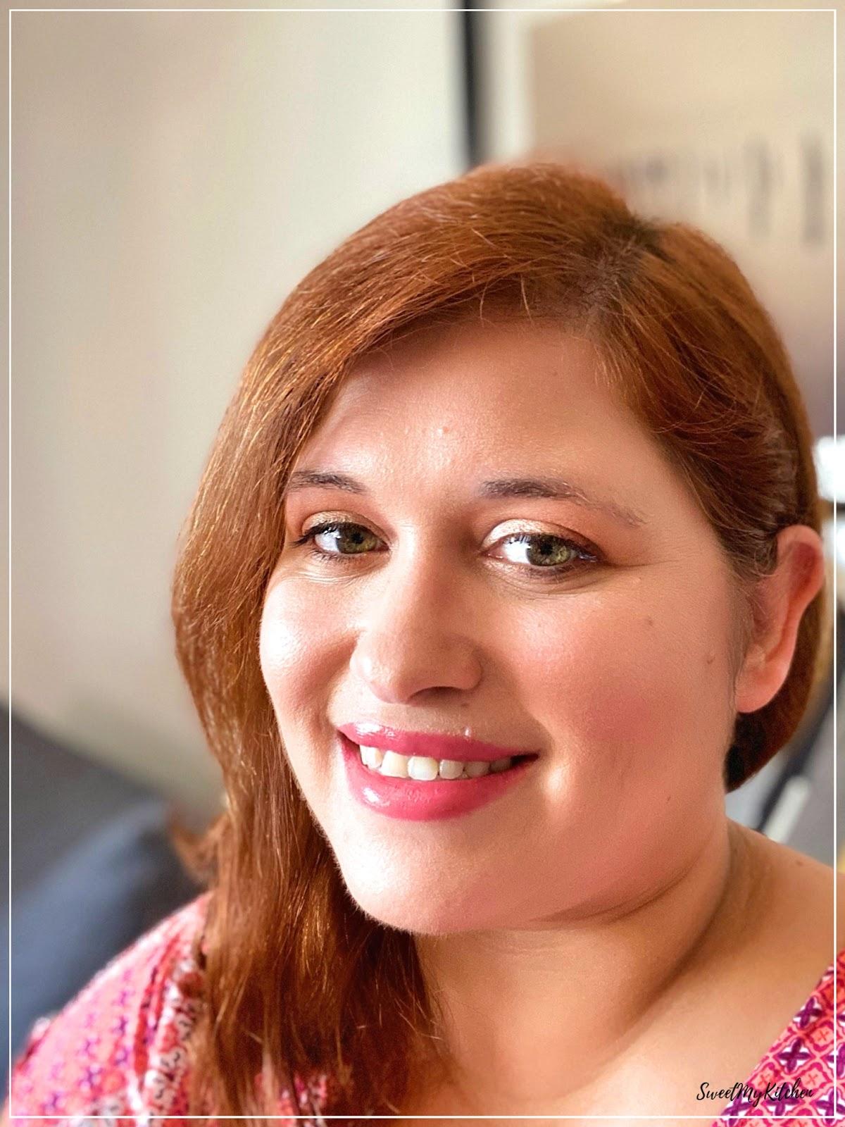 Makeup Revolution Pout Bomb Peachy Marisa Valadas
