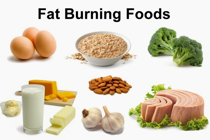 10 Super Foods to Burn Fat and Calories