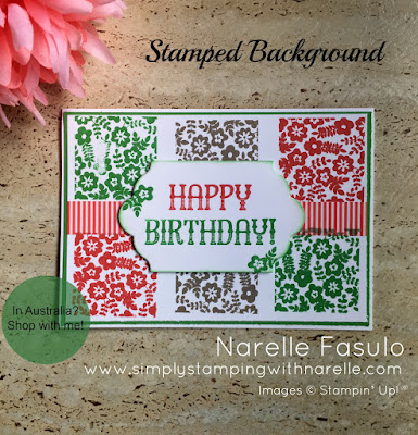 Window Shopping - Simply Stamping with Narelle - available here - http://bit.ly/2nRRNyI