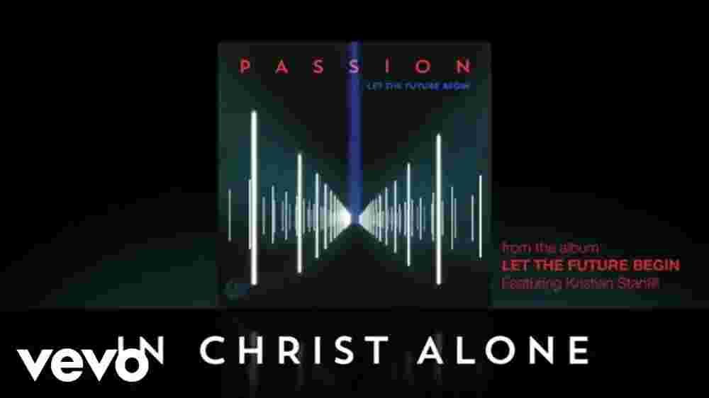 In Christ Alone Lyrics
