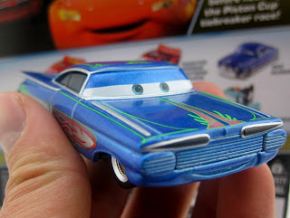 pixar cars ghostlight ramone