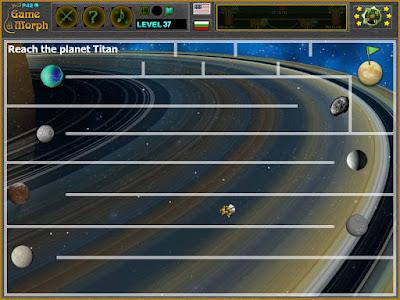 Cassini Maze