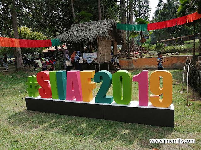Selangor International Indigenous Arts Festival (SIIAF) 2019