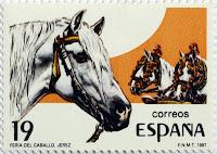 FERIA DEL CABALLO DE JEREZ DE LA FRONTERA, CABBALOS CATUJANOS