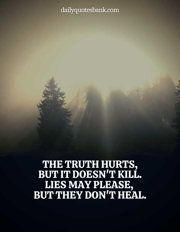 Anonymous Quotes About Truth
