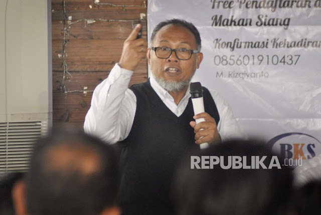 Pencoretan BW dan Topan ICW Datang dari Kubu Jokowi-Ma'ruf Amin