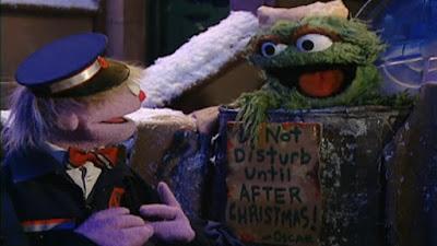 Sesame Street Christmas Carol