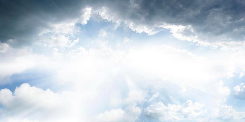 ragyogó ég