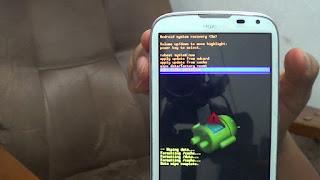 Cómo formatear un celular Android
