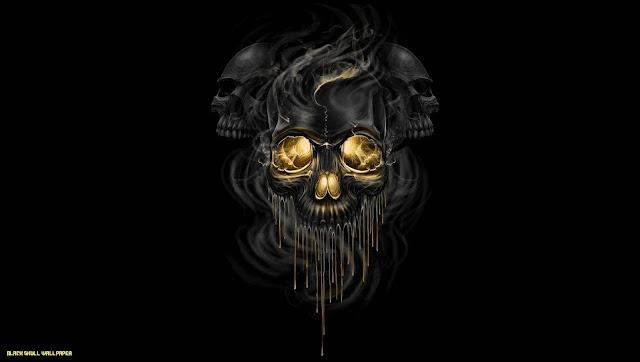 Skull-wallpaper-for-phone