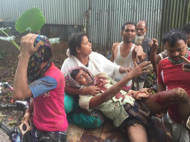 রাস্তা নিয়ে বিরোধ! সখীপুরে স্কুলছাত্রীসহ আহত ৬ হাসপাতালে ভর্তি