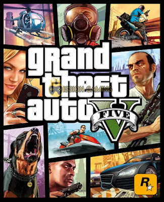 تحميل لعبة Grand Theft Auto V كاملة مجانا برابط تورنت