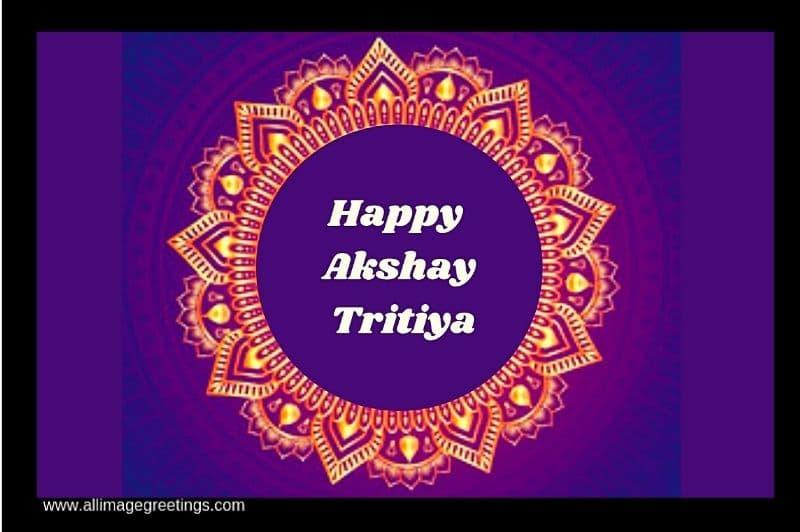 Akshaya Tritiya 2022