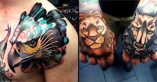Significados de tatuajes de animales