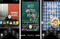 Quick: app para agregar texto a las fotos (iOS y Android)