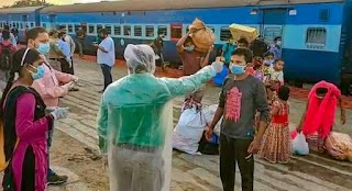During this COVID19 pandemic lockdown special train ticket booking, the online Process on www.irctc.co.in and IRCTC Rail Connect App has st...