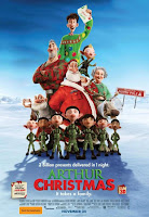 Download Arthur Christmas (2011) DVDScr 400MB Ganool