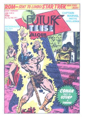 Future Tense and Valour #31, Conan