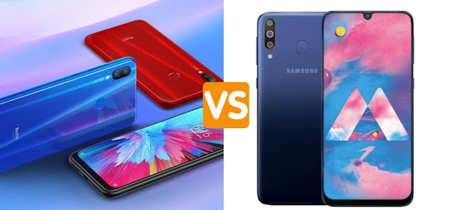 Redmi Note 7 Pro Vs Galaxy M30: Design, Hardware, Camera, Price