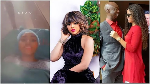 'Please pray for me', Regina Daniels pleads with Nigerians as she undergoes surgery