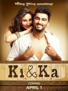 Download Film Ki and Ka (2016) DVDScr 450MB