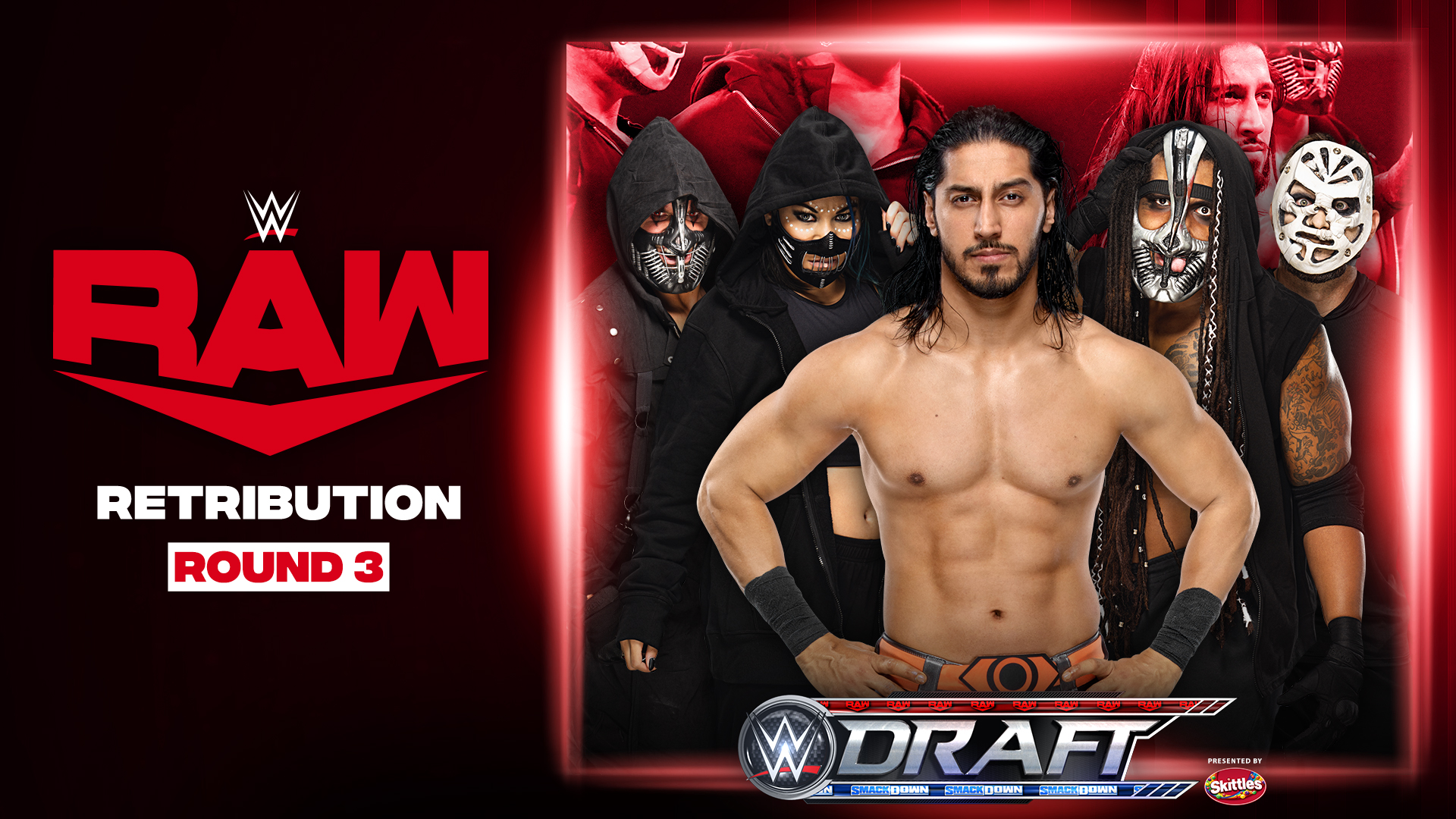 RAW Drafts Retribution in WWE Draft 2020