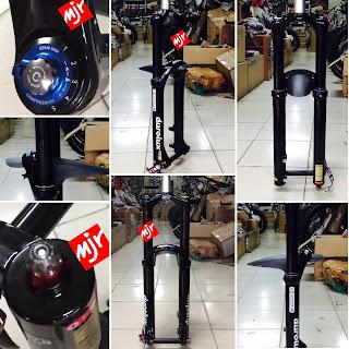 Fork 27.5 inch suntour Durolux Stanchion 36 Travel 170 Rebound adjust Rc2 Taper  Ta20