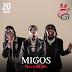 Migos no Super Bock Super Rock 2019