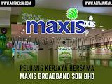 Jawatan Kosong di Maxis Broadband Sdn Bhd