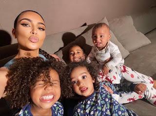 Kim Kardashian's top priority is protecting her kids amidst Kanye West's drama