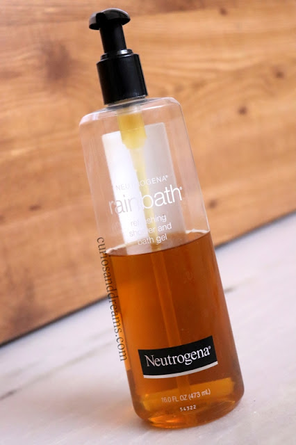 Neutrogena Rainbath Shower & Bath Gel review, Neutrogena Rainbath Shower Gel review
