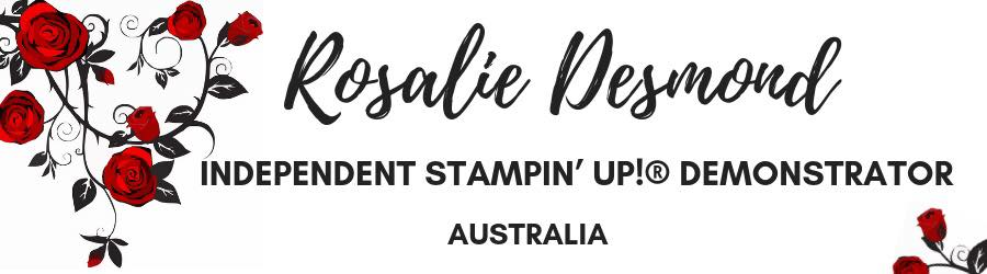 Stamping With Rosalie