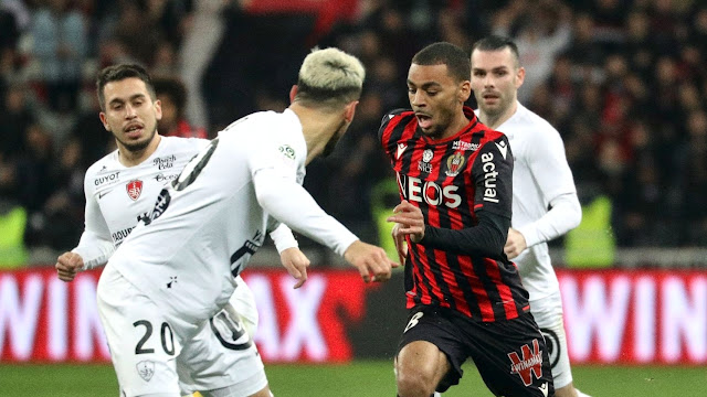 Nice vs Brest – Highlights
