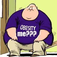 Orang gemuk dapat berisiko 10 jenis Kanker ini