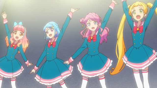 Aikatsu Friends! Sub Indo BD (Episode 1 – 50 End)