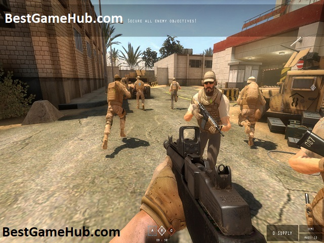 Insurgency V2.4.0.Torrent Game Free Download