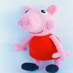 PATRON PEPPA PIG AMIGURUMI 23908