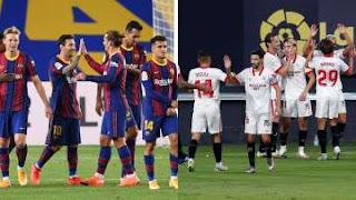 Barselona vs Sevilla