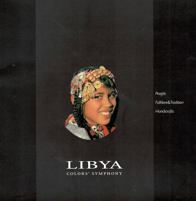 Book 5: Libya: Colors' Symphony