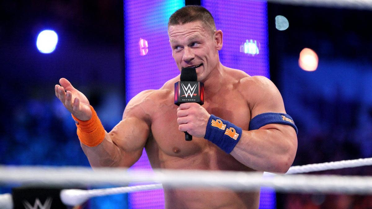 """John Cena recusou se tornar um """"heel"""" com o mesmo estilo de Bret Hart"""