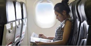 Alasan Mengapa Naik Pesawat Bikin Tidak Enak Badan