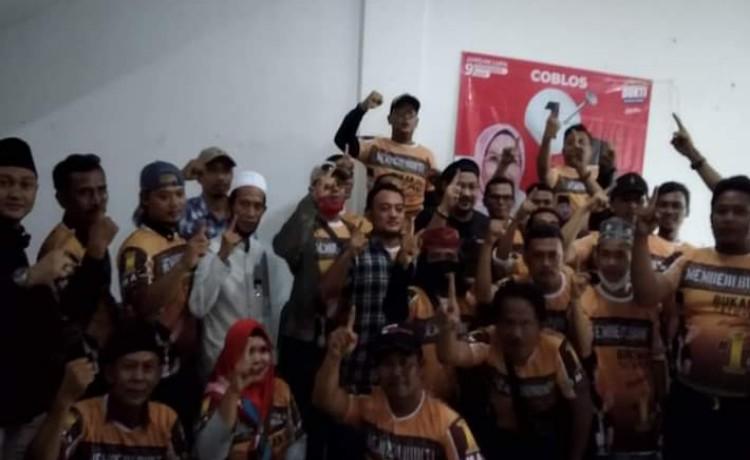 Jaringan Militan Permas Tentukan Sikap Politik, Dukung Paslon 01 Tatu-Pandji di Pilkada Kabupaten Serang 2020