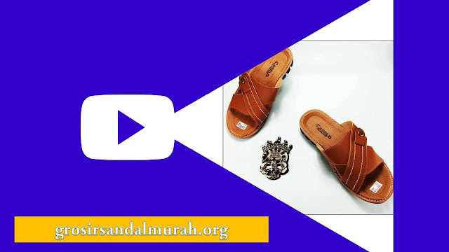 Grosirsandalmurah.org-Sandal Imitasi kulit- CS Pria ELF